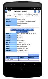 SmartPhone MobileView